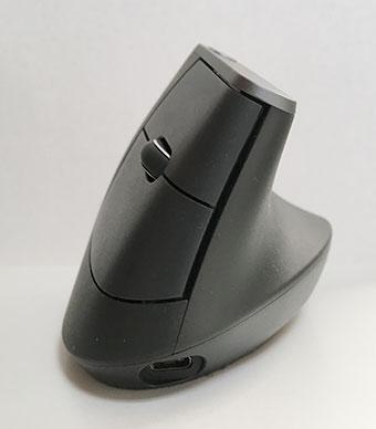 Logicool ロジクール MX Vertical アドバンスエルゴノミックマウス MXV1s -1