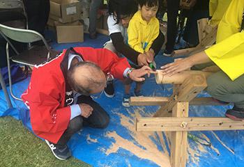 松阪地区青和会主催「松阪フェス木バル2019」