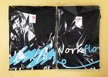 「ERIは 宝箱を 開けた! コラボのTシャツを 手に入れた!!」Cybozu Days 2019 OSAKA ~モンスターへの挑戦状~