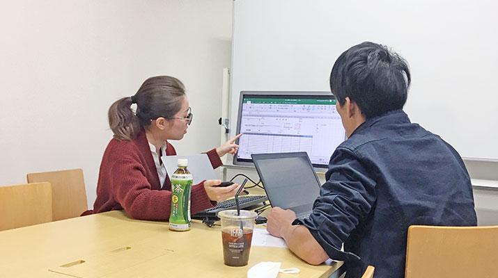 初心者から企業研修に資格取得まで!パソコンの基礎から応用まで幅広くインストラクターが個別指導します