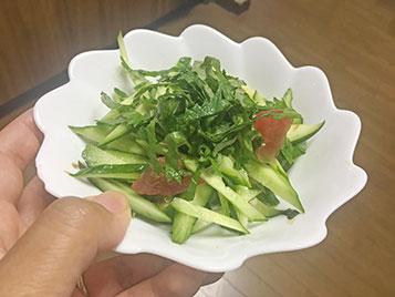 いつも社長からいただく美味しい野菜を使ってレシピブログやってみた【ピーマン&ナス&きゅうり編】