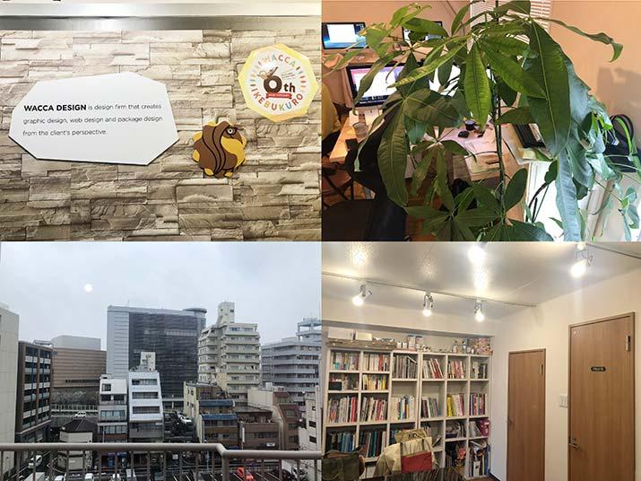 東京池袋のデザイン会社ワッカデザインにお邪魔してきました♪