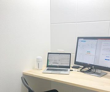 Web会議専用ブース新設!社内テレワーク難民を救う至極の個室