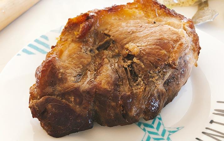 山越畜産松阪豚を使った自家製焼豚でおうちラーメンがお店の味に!